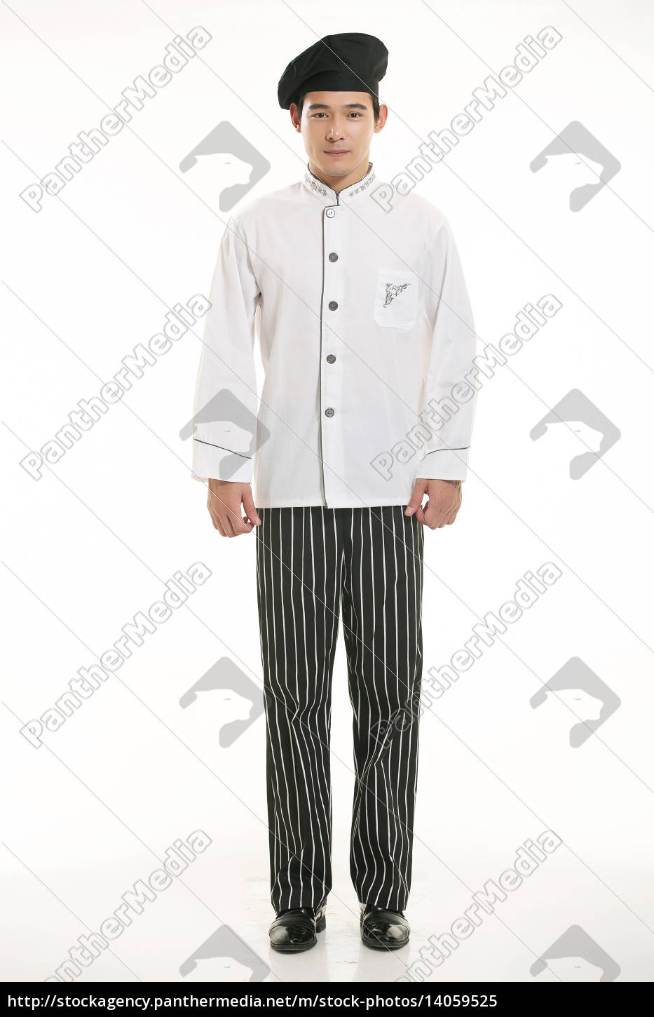 wear, clothing, occupation, chinese, waiters, in - 14059525