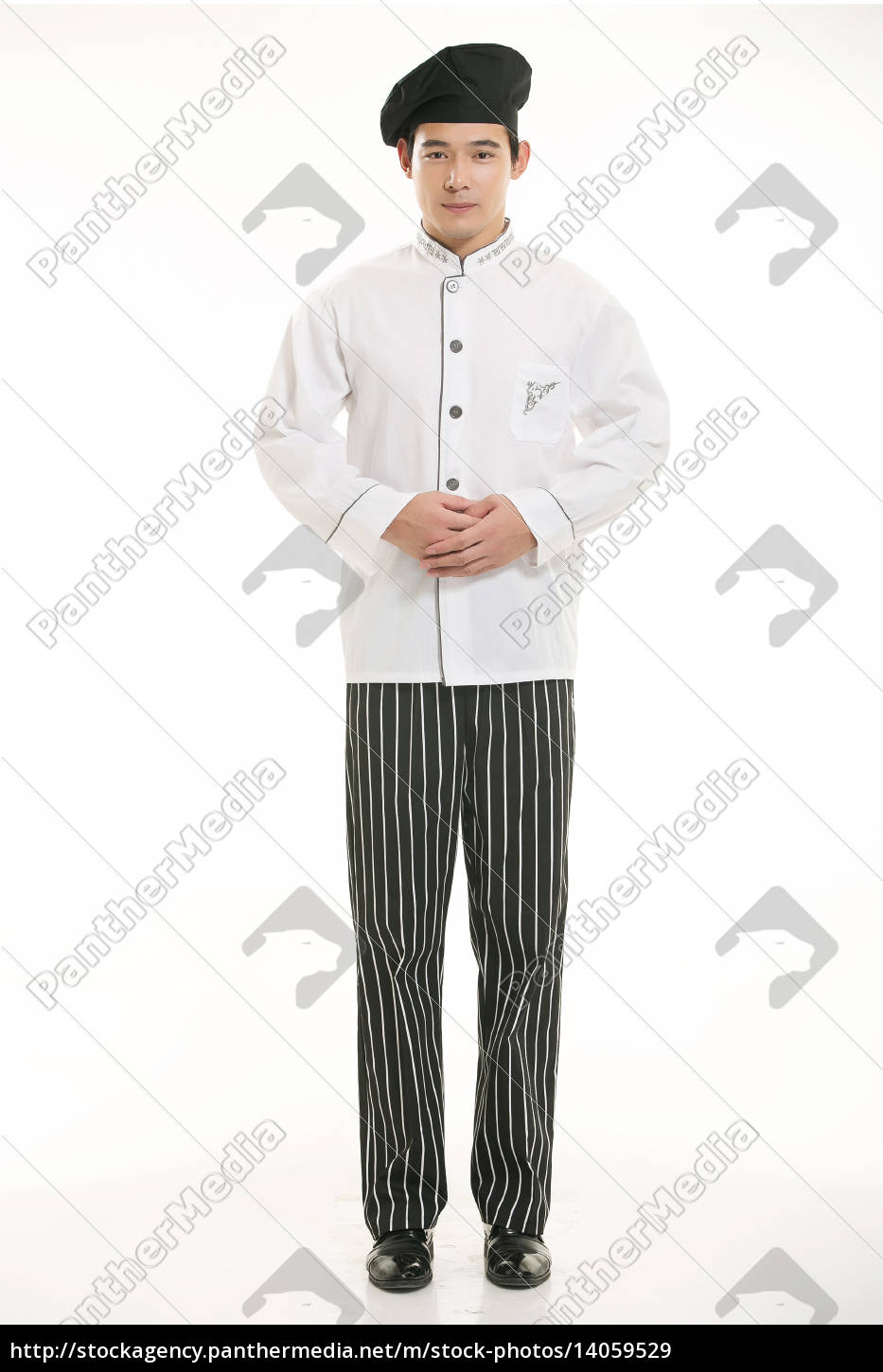 wear, clothing, occupation, chinese, waiters, in - 14059529
