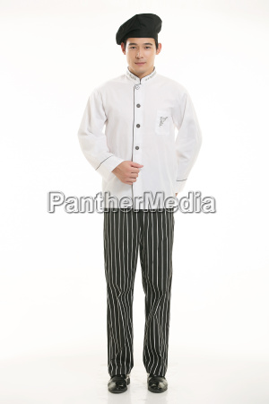 wear, clothing, occupation, chinese, waiters, in - 14059535