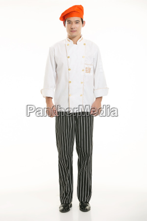 wearing, all, kinds, of, clothing, chef - 14059559