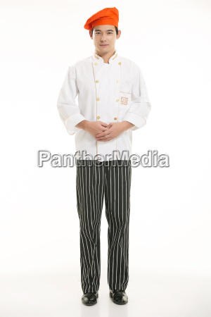 wearing, all, kinds, of, clothing, chef - 14059563