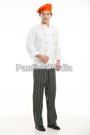 wearing, all, kinds, of, clothing, chef - 14059571