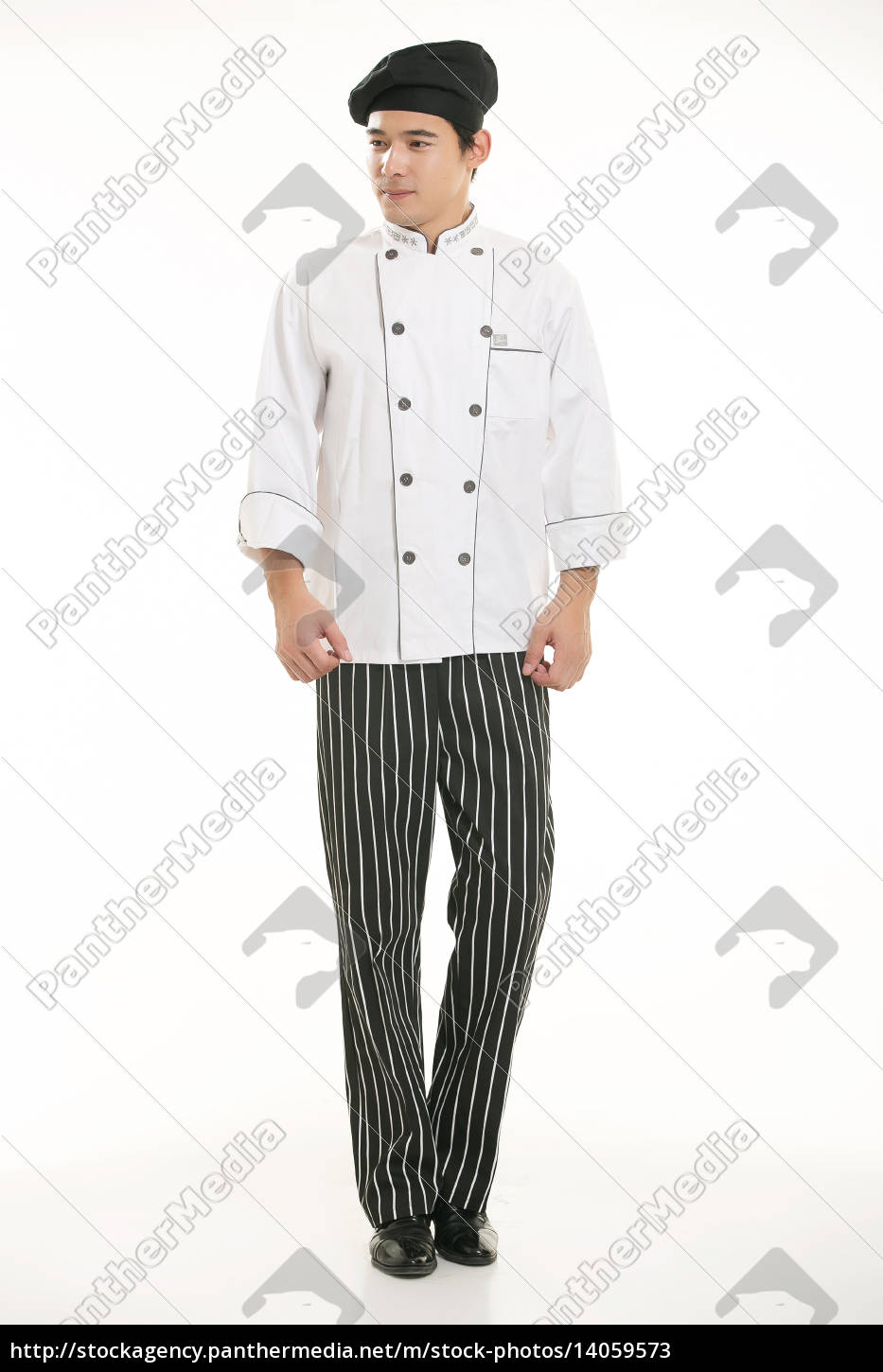 wearing, all, kinds, of, clothing, chef - 14059573