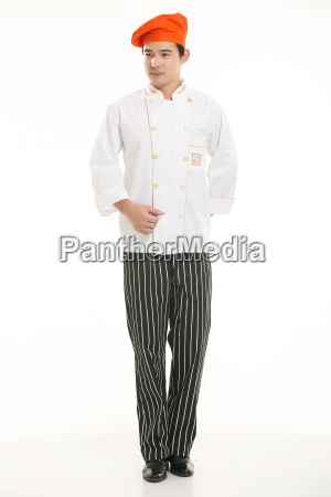 wearing, all, kinds, of, clothing, chef - 14059583