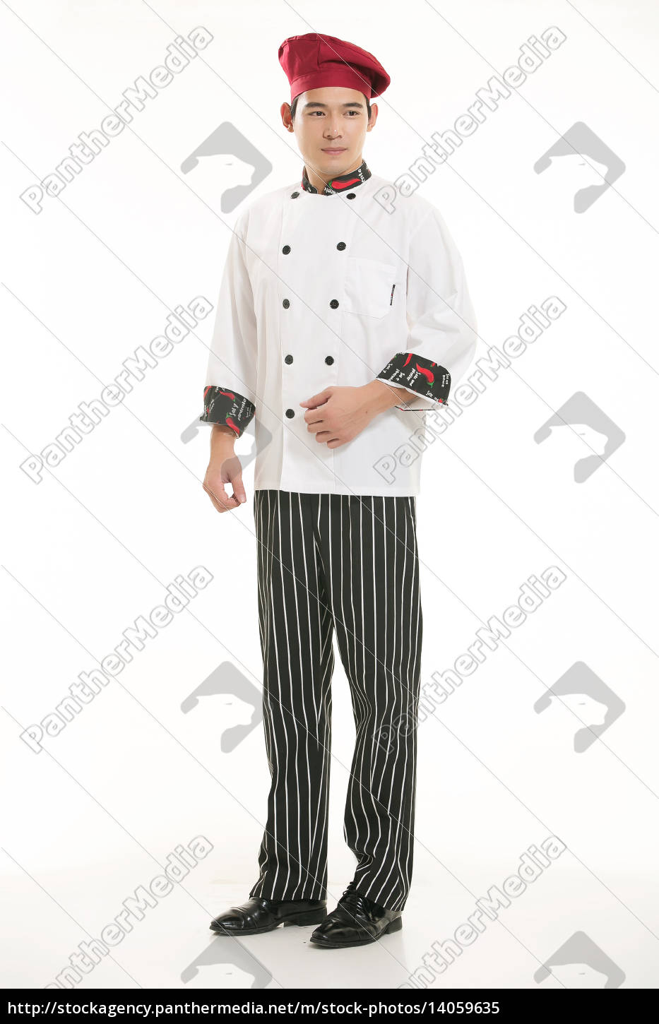 wearing, all, kinds, of, clothing, chef - 14059635