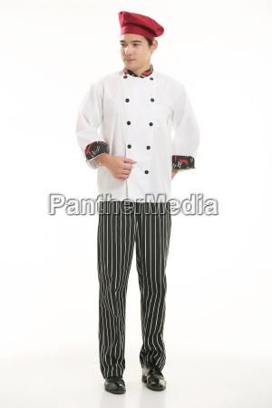 wearing, all, kinds, of, clothing, chef - 14059639