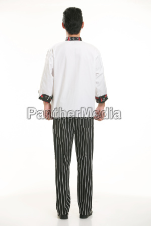 wearing, all, kinds, of, clothing, chef - 14059641