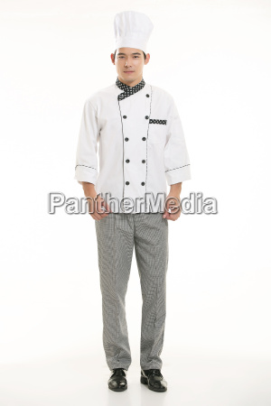wearing, all, kinds, of, clothing, chef - 14059663