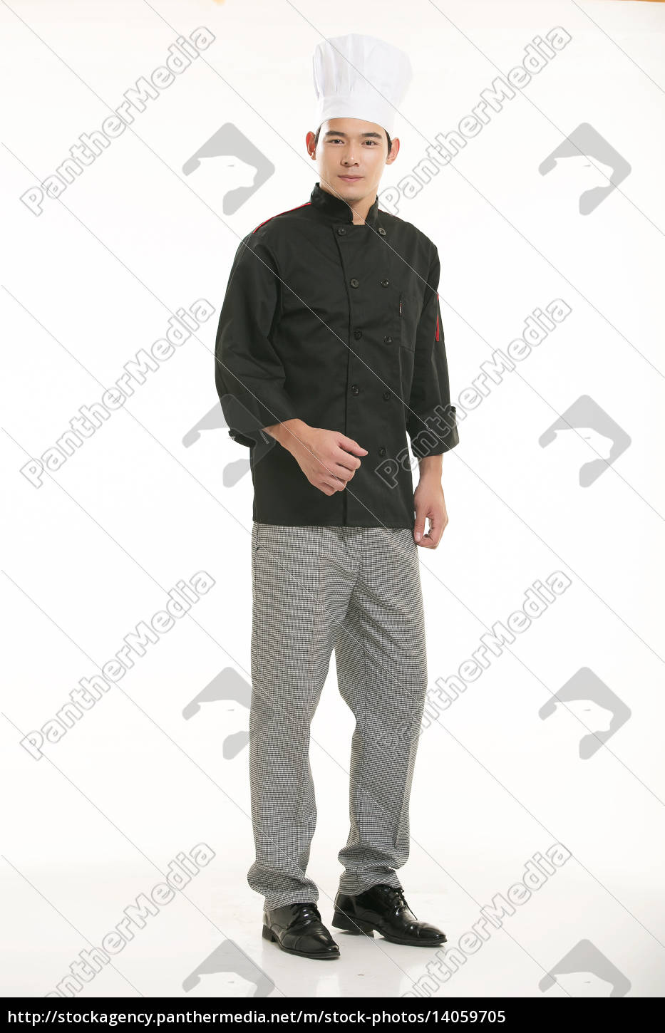 wearing, all, kinds, of, clothing, chef - 14059705