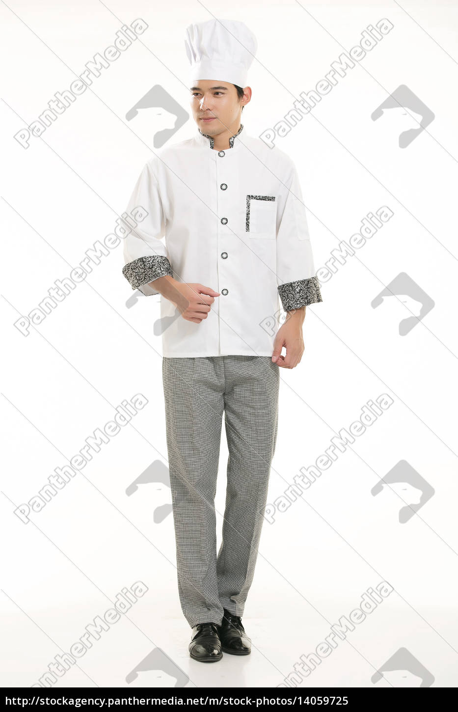 wearing, all, kinds, of, clothing, chef - 14059725