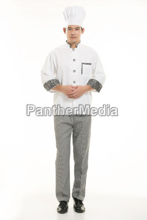 wearing, all, kinds, of, clothing, chef - 14059755