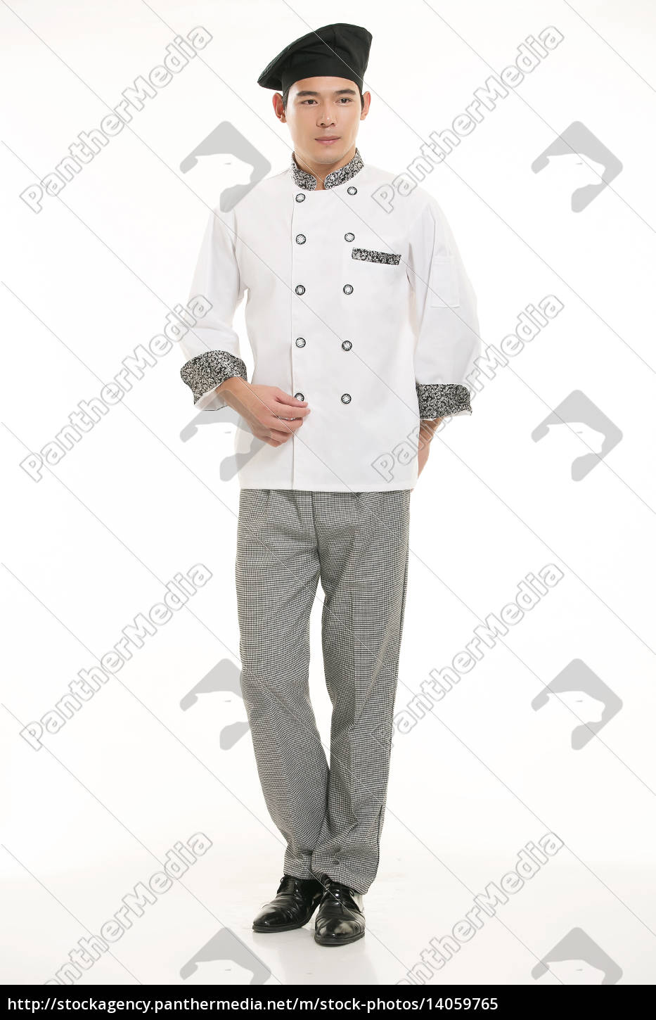 wearing, all, kinds, of, clothing, chef - 14059765