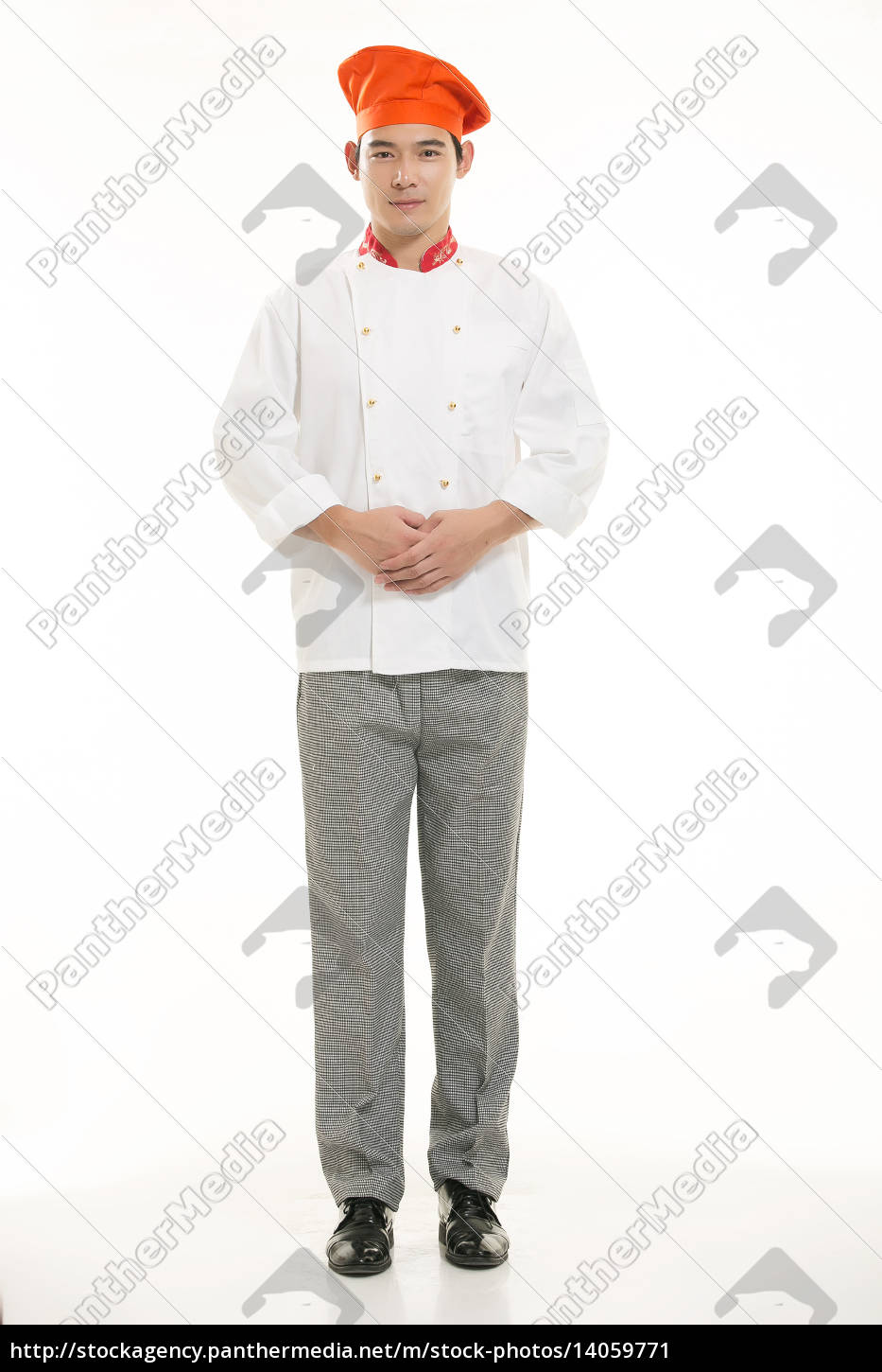 wearing, all, kinds, of, clothing, chef - 14059771