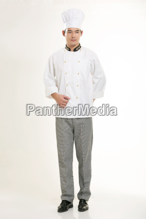 wearing, all, kinds, of, clothing, chef - 14059807