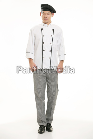 wearing, all, kinds, of, clothing, chef - 14059837