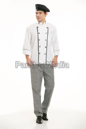 wearing, all, kinds, of, clothing, chef - 14059845