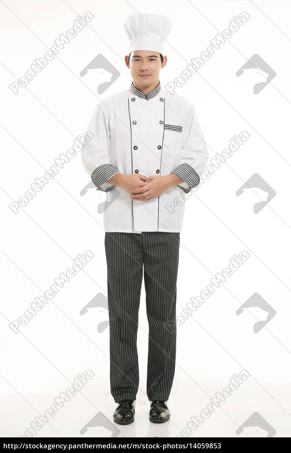 wearing, all, kinds, of, clothing, chef - 14059853