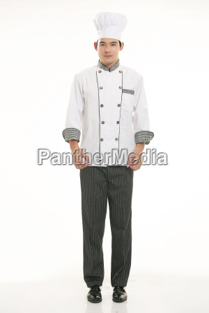 wearing, all, kinds, of, clothing, chef - 14059855