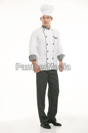 wearing, all, kinds, of, clothing, chef - 14059865