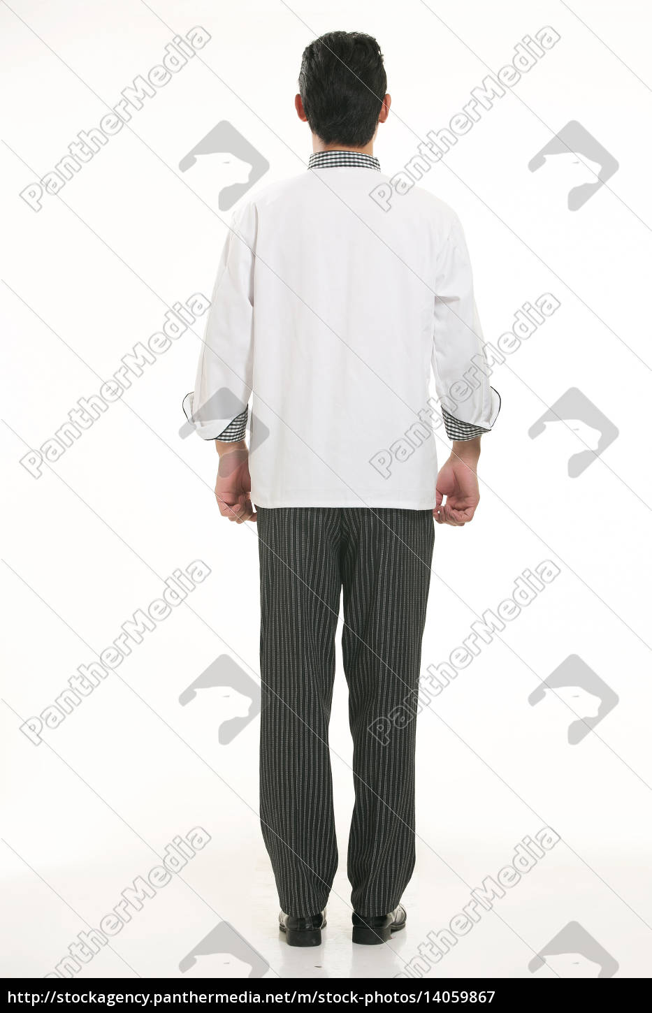 wearing, all, kinds, of, clothing, chef - 14059867