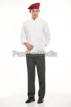 wearing, all, kinds, of, clothing, chef - 14059911