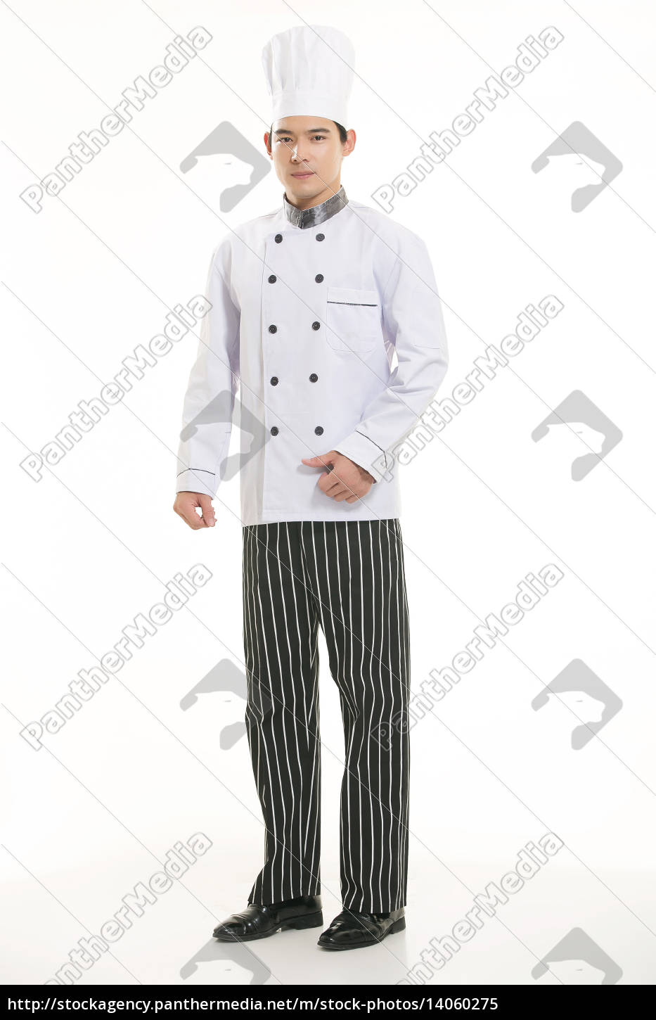 wearing, all, kinds, of, clothing, chef - 14060275