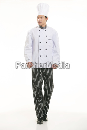 wearing, all, kinds, of, clothing, chef - 14060281