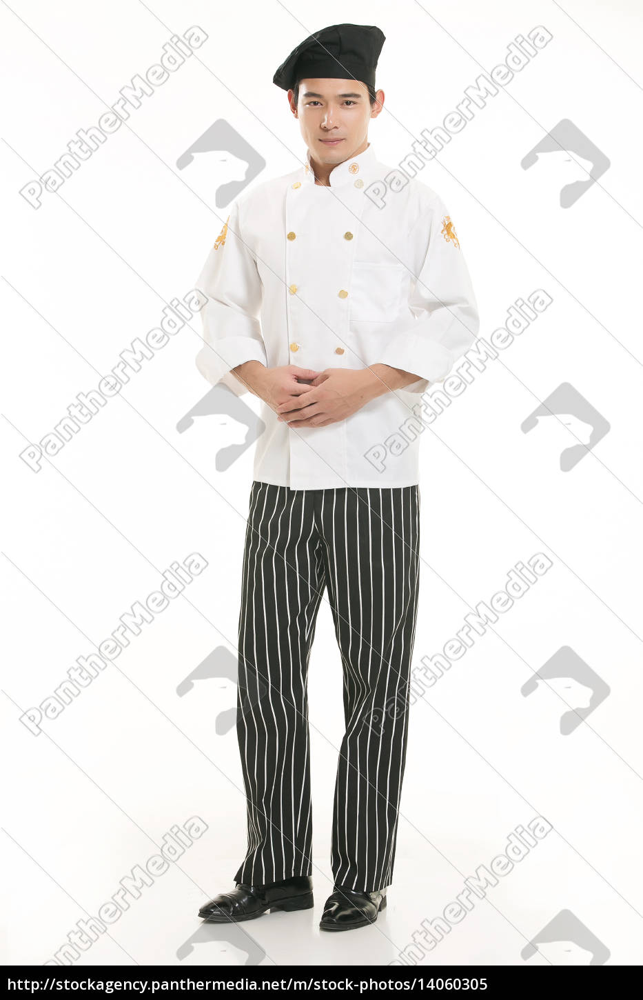 wearing, all, kinds, of, clothing, chef - 14060305