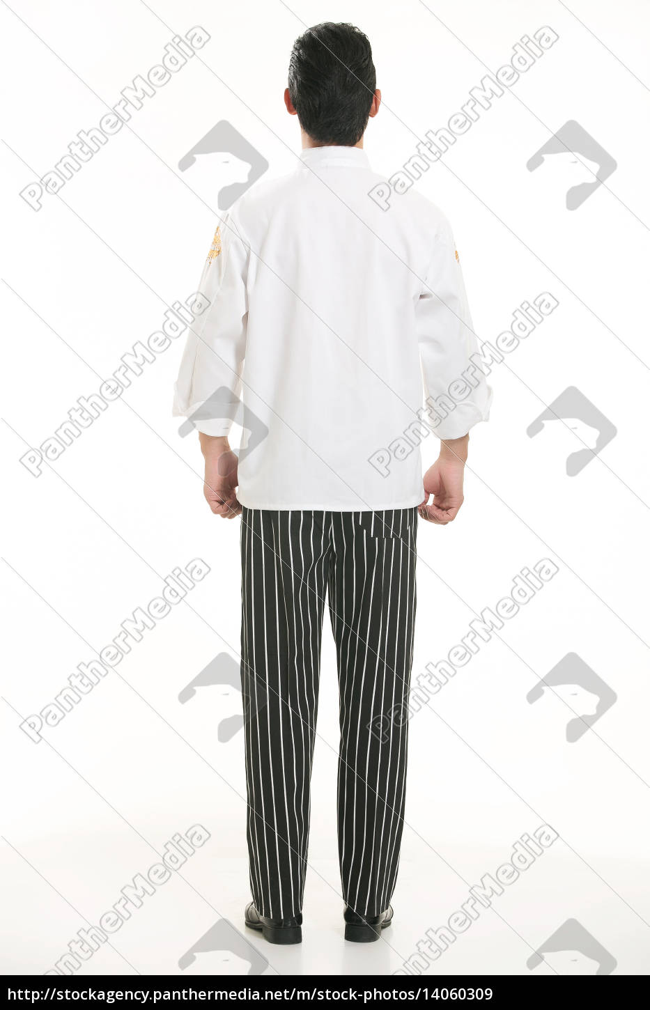 wearing, all, kinds, of, clothing, chef - 14060309