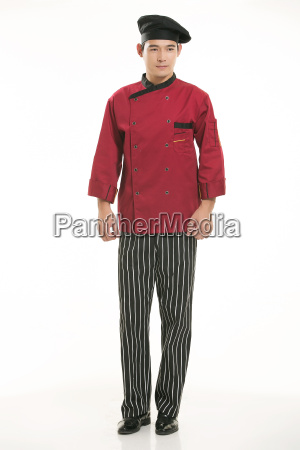 wearing, all, kinds, of, clothing, chef - 14060381