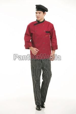 wearing, all, kinds, of, clothing, chef - 14060383