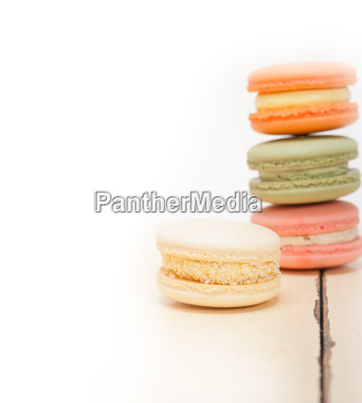 colorful, french, macaroons - 14061571