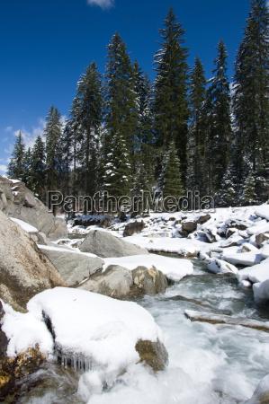 krimmel, waterfalls, pinzgau, austria - 14061917