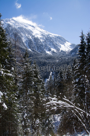 krimmler, waterfalls, pinzgau, austria - 14061857