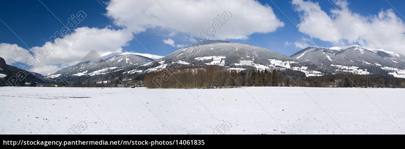 pinzgau, austria - 14061835