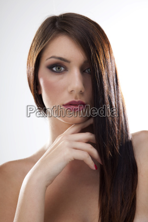 portrait, of, beautiful, woman - 14061455