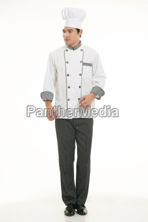 wearing, all, kinds, of, clothing, chef - 14061007