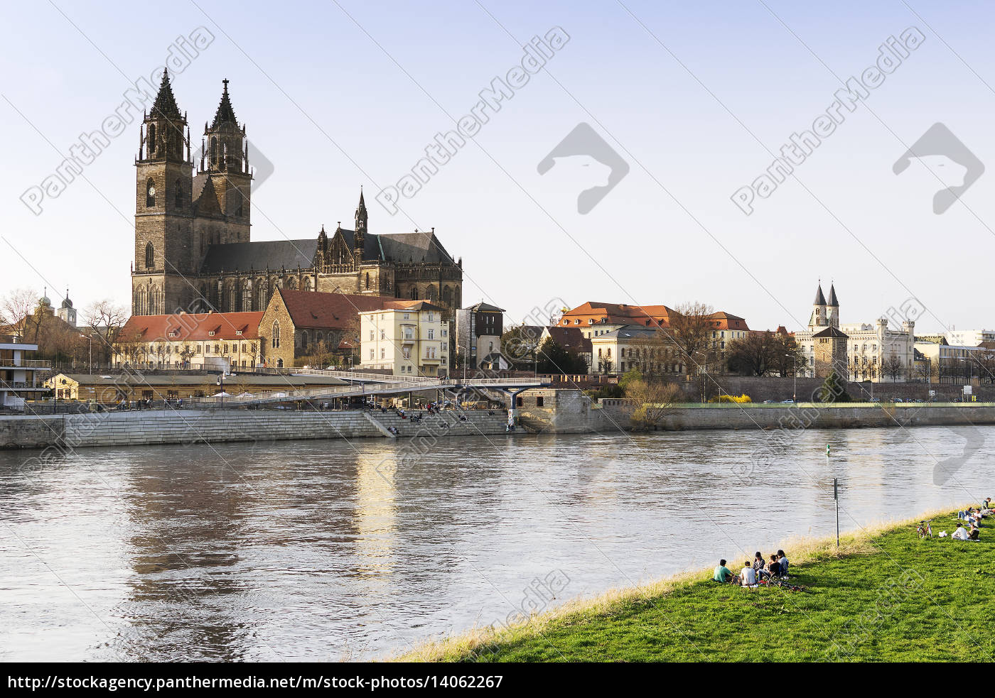 view, of, the, city, of, magdeburg - 14062267