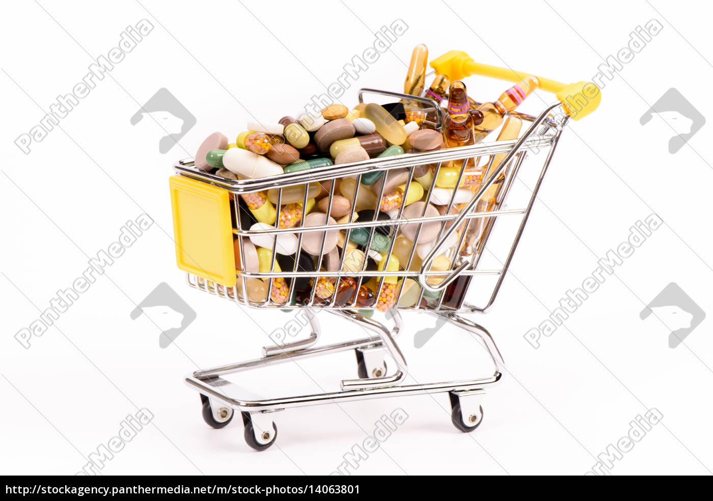 drugs, in, the, shopping, cart - 14063801
