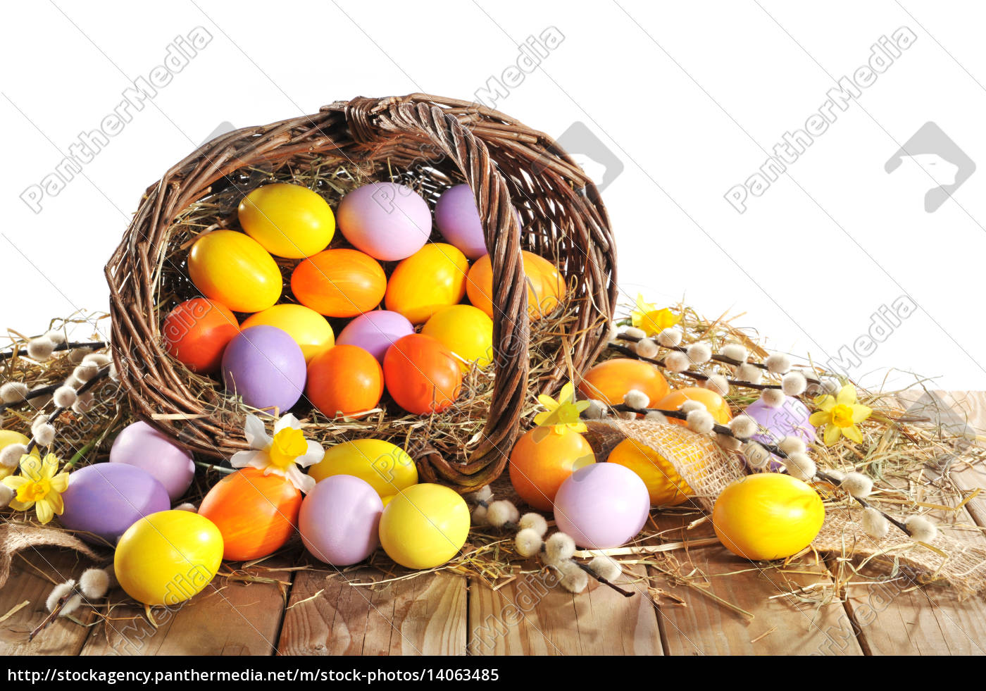 easter, basket - 14063485