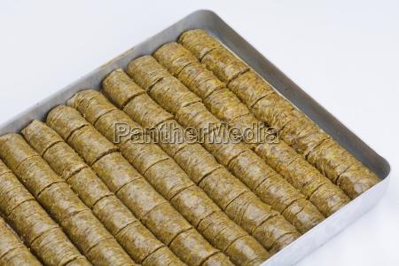 turkish, pastry, kadaif - 14064947