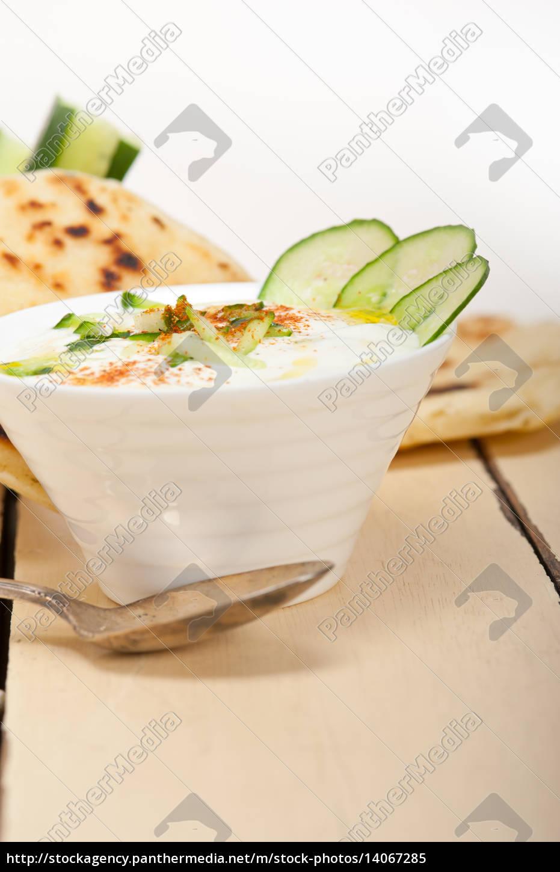 arab, middle, east, goat, yogurt, and - 14067285