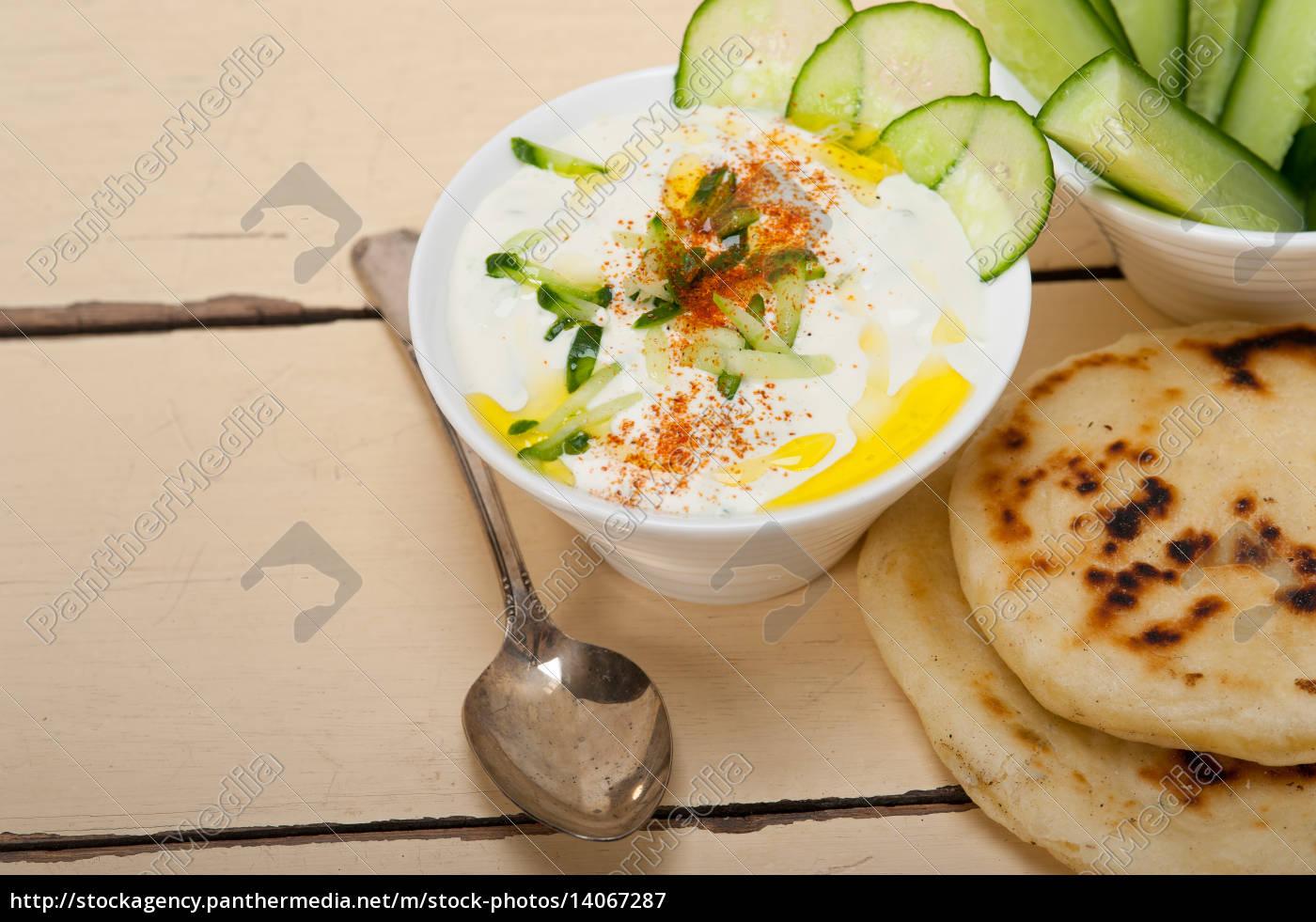 arab, middle, east, goat, yogurt, and - 14067287