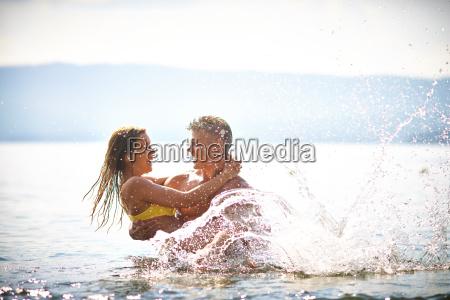 ecstatic, couple - 14067621