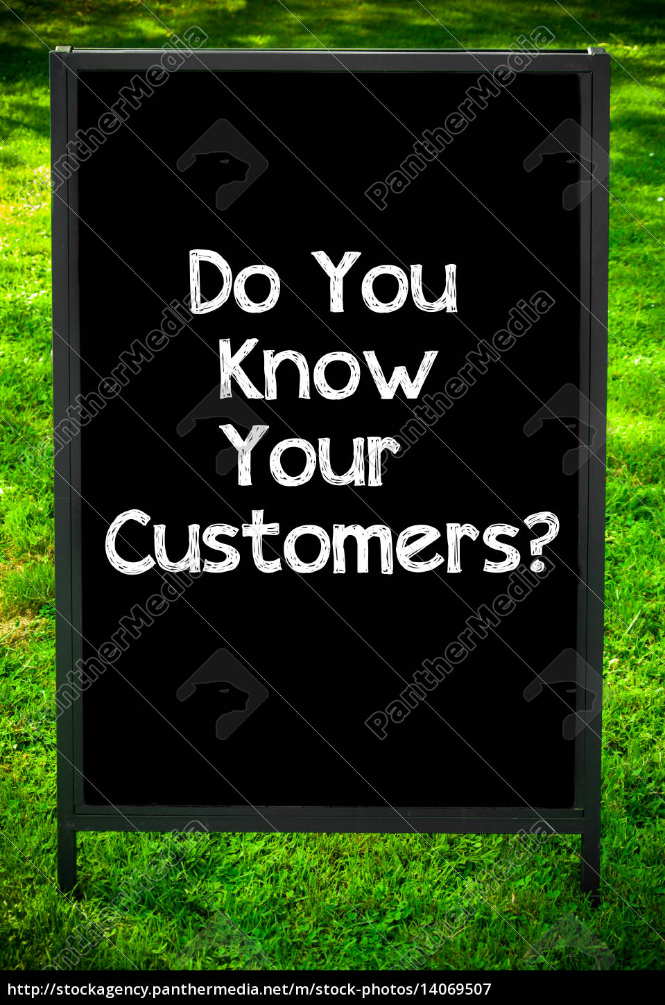 do, you, know, your, customers? - 14069507