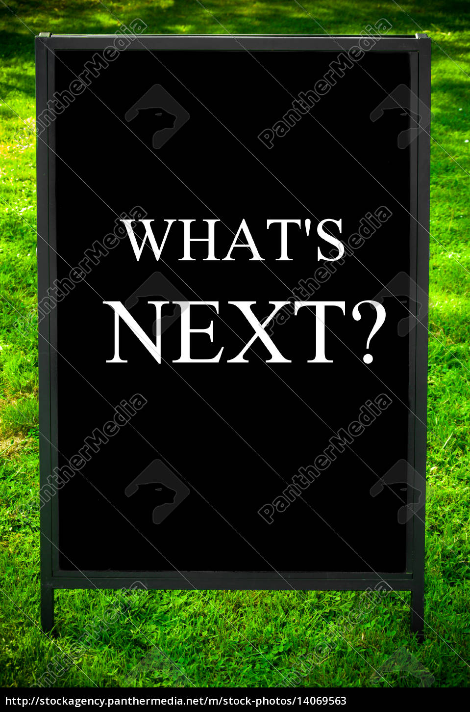 what's, next? - 14069563