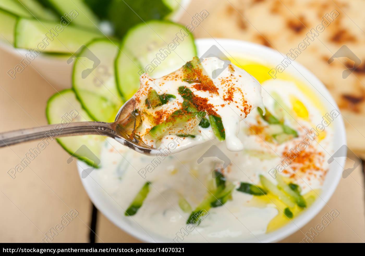 arab, middle, east, goat, yogurt, and - 14070321