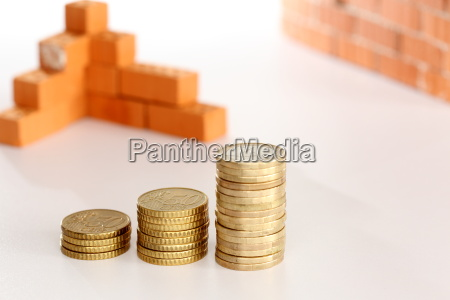 building and finance
