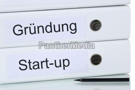 foundation of a company or start