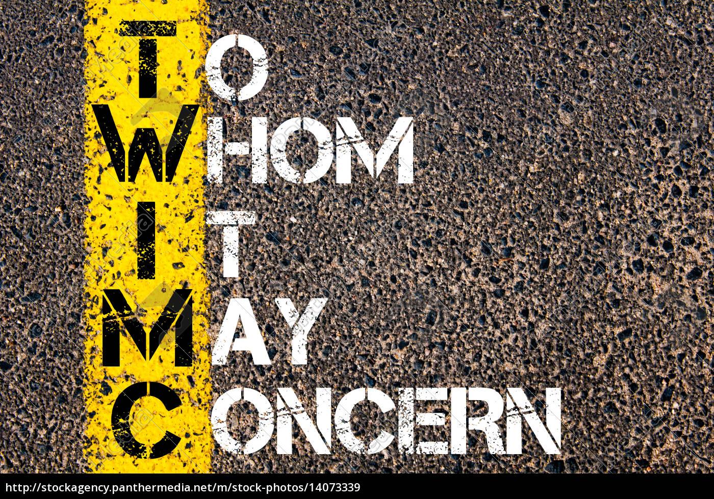 business, acronym, twimc, as, to, whom - 14073339